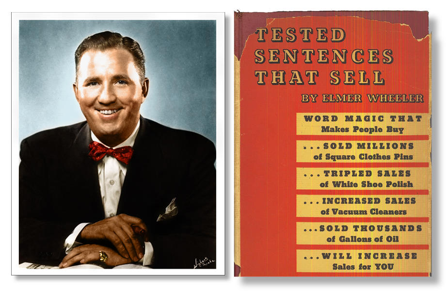 Elmer Wheeler Tested Sentences That Sell