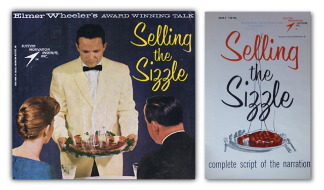 Selling the Sizzle Elmer Wheeler's Award Winning Album